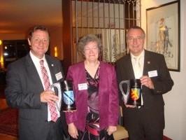 30 Jahre Partnerschaft - Besuch englische Delegation im Westerwaldkr
