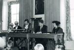 Urkundenunterzeichung April 1975